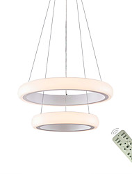 cheap -Hanging Dining Room Lamp LED Pendant Lights Modern Creative Dining Living Bedroom Hanging Chandeliers Lamp Lamparas Colgantes Luminaire Home 110-120V / 220-240V