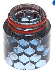 Недорогие -змея капельного наконечника эпоксидной смолы 810 мундштук для tfv8 бешеная собака rda rta tank e сигареты vape аксессуары