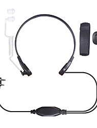 cheap -Headset (Earphone + Microphone) Walkie Talkie Accessoires 1 W IP for BAOFENG