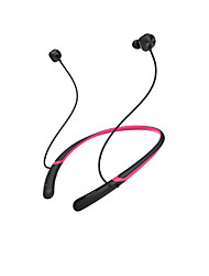 cheap -DACOM L02 Dual Drivers Neckband Running Bluetooth Headphone 4.1 IPX5 Waterproof Stereo CVC Noise Cancelling Wireless Earphones