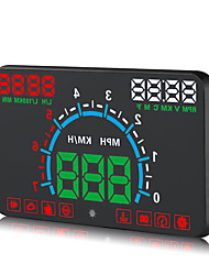 cheap -OBD HUD Digital Universal Projection Display Car Truck Speedometer Temperature Display
