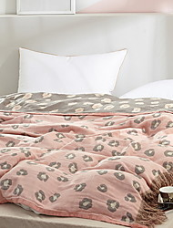 abordables -Confortable - 1 Couette Printemps & Automne Coton Couleur Pleine
