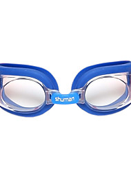 cheap -Swimming Goggles Portable Lightweight Swimming Goggles Others PC Transparent