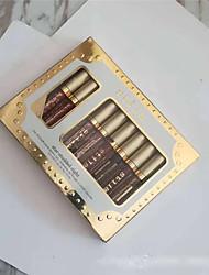 abordables -8 pcs 8 couleurs Maquillage Quotidien Kits / Facile à transporter / durable Humide Longue Durée / Girlfriend cadeaux / Décontracté / Quotidien Sexy / Mode Maquillage Cosmétique Accessoires de