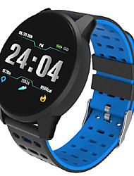 cheap -Couple's Sport Watch Digital Silicone Black / Blue / Red Water Resistant / Waterproof Calendar / date / day Digital Casual - Red Green Blue