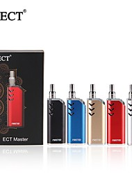 cheap -ECT Master E-Cigarette Sets Preheating Portable Battery With Atomizer Sets For Adult