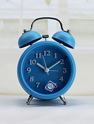 Недорогие -Будильник Аналоговый Металл Автоматические часы с ручным заводом 1 pcs