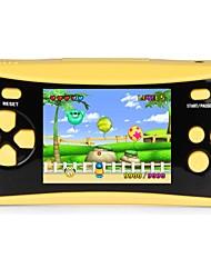 abordables -Console de jeu portable qs-4 pour enfants Système de jeux d'arcade Consoles de jeu Lecteur vidéo avec écran couleur 2.5 et 182 jeux rétro classiques intégrés dans un excellent cadeau d'anniversaire