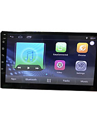 cheap -btutz TFT 10.1 inch 2 DIN Android 8.1 Car GPS Navigator Touch Screen / Built-in Bluetooth / WiFi for universal MicroUSB Support MPEG / AVI / WMV FLAC / APE JPEG / GIF / BMP / Quad Core