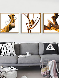 cheap -Framed Art Print Framed Set - Abstract Botanical PS Poster Wall Art