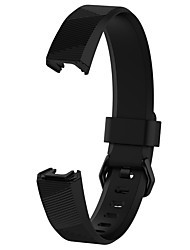 cheap -Silicone Classic Wrist Band For Fitbit Alta / HR Heart Rate Fitness Watchband