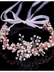 cheap -Women's Fashion Cute Princess Imitation Pearl Solid Colored