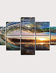 cheap -Print Rolled Canvas Prints - Abstract Nautical Classic Modern Art Prints