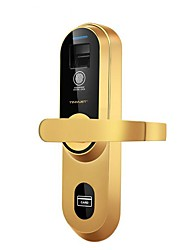 cheap -Indoor housing swipe door lock office fingerprint lock indoor smart door lock