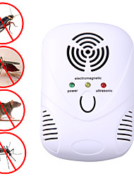 cheap -Electronic Ultrasonic Mouse Killer Mouse Cockroach Trap Mosquito Repeller Insect Rats Spiders