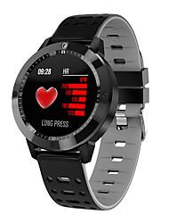 cheap -CF58 Smart watch IP67 waterproof Tempered glass Activity Fitness tracker Heart rate monitor Sports Men women smartwatch