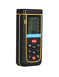 cheap -RZ A100 Portable Laser Distance Meter 0.05 to 100m with Bubble Level High Accuracy Measurement