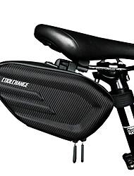 cheap -CoolChange 1.5 L Bike Saddle Bag Waterproof Reflective Logo Rain Waterproof Bike Bag Nylon 600D Ripstop PU Bicycle Bag Cycle Bag Cycling Mountain Bike MTB Bike / Bicycle Bike / Cycling