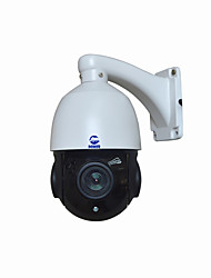 cheap -NWR-RT500P  PTZ IP Camera POE 5MP Super HD 2592x1944 Pan/Tilt 30x Zoom Speed Dome Waterproof IR-CUT Cameras H.264/H265 Remote Monitoring Motion Detection Day And Night All-around Detection