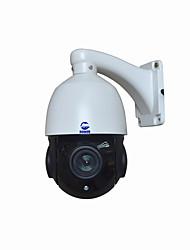 abordables -Caméra ip np-rt500p ptz poe 5mp super hd 2592x1944 caméras dôme pan / tilt 30x zoom vitesse h.264 / h265