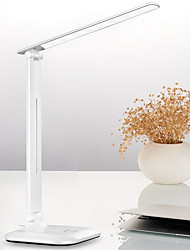 cheap -Desk Lamp Modern Contemporary USB Powered For Bedroom Study Room Office Metal <36V