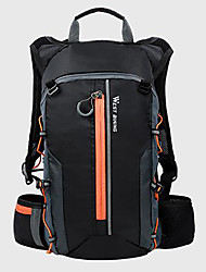 cheap -10 L Cycling Backpack Portable Outdoor Travel Bike Bag Nylon Bicycle Bag Cycle Bag Cycling Outdoor Exercise Bike / Bicycle