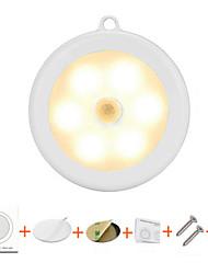 Недорогие -Талреп хоккей индукционный свет бесплатная установка магнитная паста пол кабинет круглый свет управления глаз кормления ночной свет