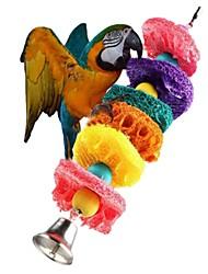 cheap -Bird Perches & Ladders Pet Friendly Focus Toy Felt / Fabric Toys Bird Special Material 24 cm