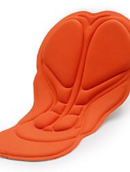 Недорогие -WOSAWE Муж. Жен. Велоспорт Шорты Pad Велоспорт подушечка 3D-панель Виды спорта Сплошной цвет Оранжевый Горные велосипеды Шоссейные велосипеды Одежда Одежда для велоспорта / Слабоэластичная
