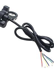 Недорогие -Кнопка переключателя 3/1 для установки на руль мотоцикла (для светодиодных фар, указателей поворота)