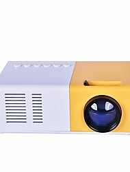 cheap -J9 Mini Projector 1080P HD Projector Ultra Portable Projectors LED Pico Projector Support Cell Phone Home Theater Cinema Multimedia with VGA Cable USB HDMI