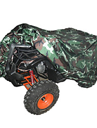 cheap -Quad Tractor ATV Cover Anti-UV Waterproof Heatproof Camouflage