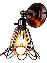 cheap -Vintage Flush Mount wall Lights Metal Wall Light 110-120V / 220-240V 4 W