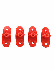 cheap -Hubsan Zino H117S Propeller Briquetting Block 4 PCS Parts Accessories ABS+PC Best Quality / Easy to Setup