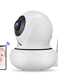 cheap -Wanscam K21 2 Million 1080P Indoor Wireless Wifi Zoom Face Detection Tracking Smart Home Surveillance Camera