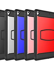 cheap -Case For Apple iPad Air 2/iPad mini 1 / 2 / 3/iPad mini 4/iPad Pro 9.7''/iPad mini 5 Pattern Shockproof Back Cover Silicone