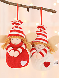 cheap -Holiday Decorations Christmas Decorations Christmas Ornaments Decorative Red 1pc