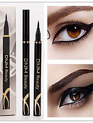 Недорогие -марка dnm 12 цвет подводка для глаз матовый водонепроницаемый прочный цвет подводка для глаз ручка макияж глаз косметика.