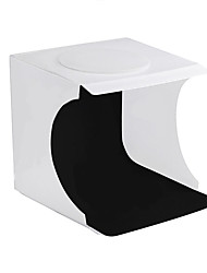 cheap -Portable Mini Photography Light Box Kit Foldable Small Home Studio