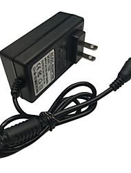 Недорогие -1 шт. Переменного тока 100-240 В до 12 В 3a трансформатор переключатель ес / великобритания / сша штекер 36 Вт 5.5 * 2.1 мм адаптер питания для светодиодные полосы гибкие фонари