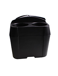 cheap -Multi-Function Car Use Arm Rest Box Storage Box Cup Seat Trash Can