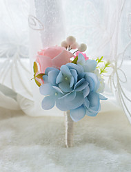 "cheap -Wedding Flowers Boutonnieres Wedding / Special Occasion Other Material 4.72""(Approx.12cm)"