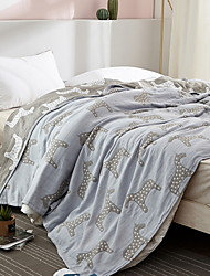 abordables -Confortable - 1 Couette Printemps & Automne Polyester Imprimé