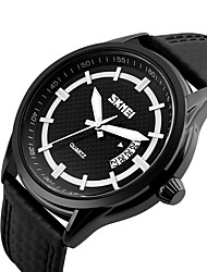 cheap -SKMEI®9116 Men Women Smartwatch Android iOS WIFI Waterproof Sports Long Standby Smart Calendar Dual Time Zones
