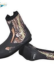 cheap -YON SUB Men's Women's Neoprene Boots 5mm Zipper Rubber Nylon Neoprene Anti-Slip Barefoot Snorkeling Boating Kayaking Water Sports Rafting Aqua Sports - for Adults