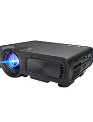 cheap -Q5 LCD LED Projector 180 lm Embedded LINUX Operating System Support WXGA (1280x800) 60 - 100 inch