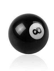 cheap -Creative Black 8 Ball Shift Knob for Manual Gear Shifter Universal Auto Car