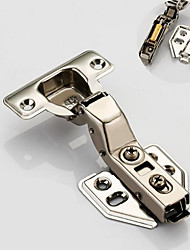cheap -201 large bending detachable hinge stainless steel cabinet door hinge aircraft pipe hinge wardrobe damping hydraulic buffer hinge