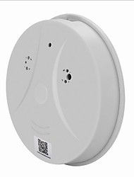 cheap -Wireless smoke detector independent smoke detector intelligent detector safety protection alarm