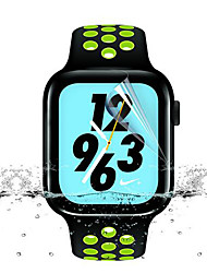 cheap -Screen Protector For iWatch 38mm PET High Definition (HD) / Mirror 3 pcs